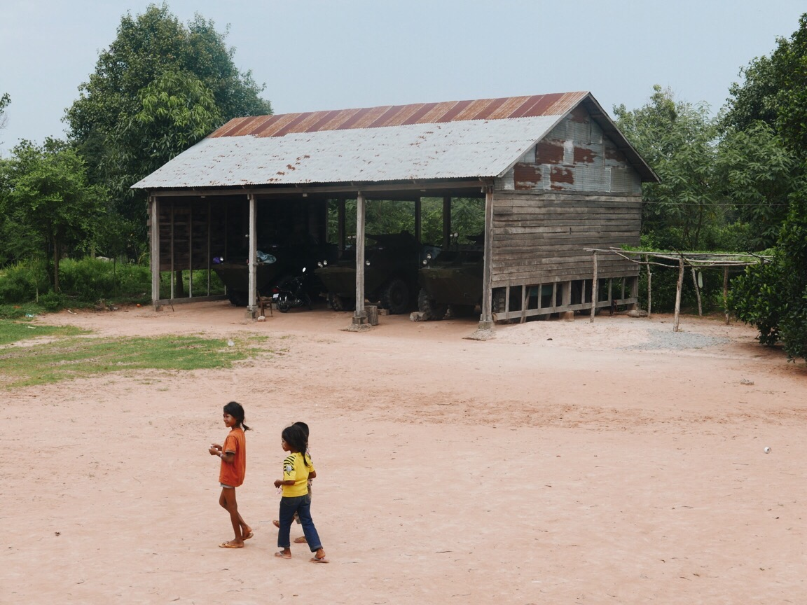 Their Village Home