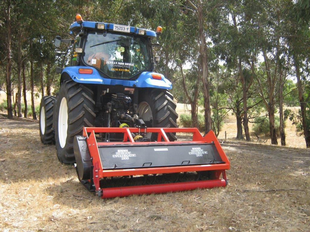 We as a business prefer to support Australian manufacturers, we use and recommend Berends Flail Mulcher's and slashers.