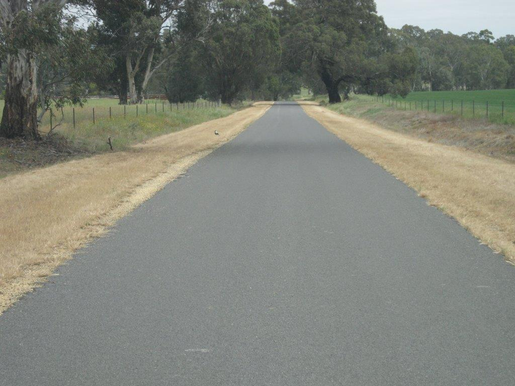 Ecoblade roadside fire prevention and management undertaken for the Pyrenees Shire based in Beaufort Victoria.