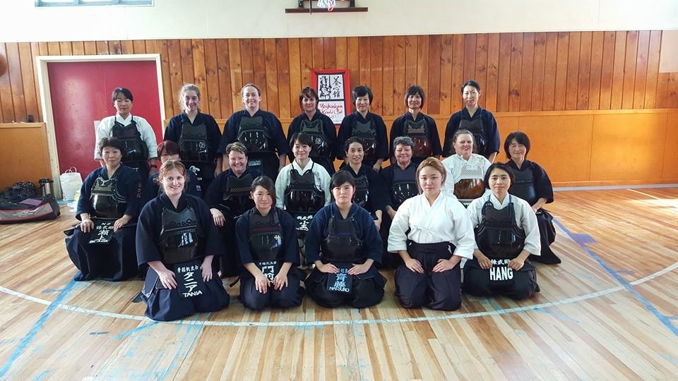 NZ Women's Development Seminar, April 2016