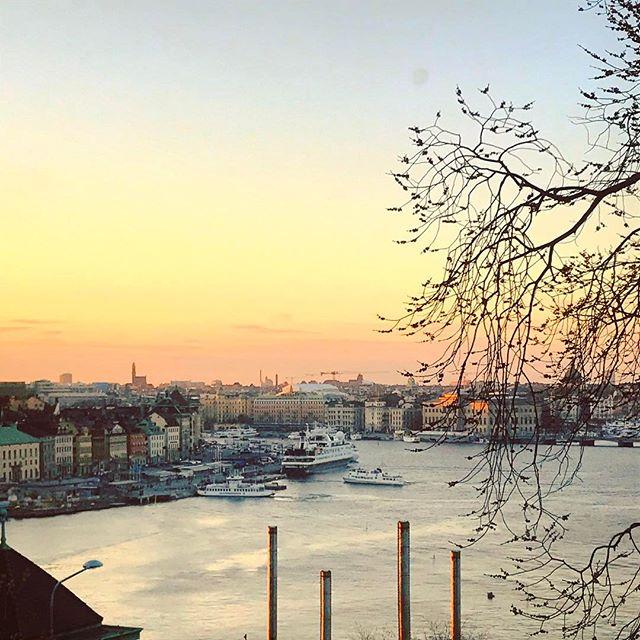 🔥 Stockholm on fire