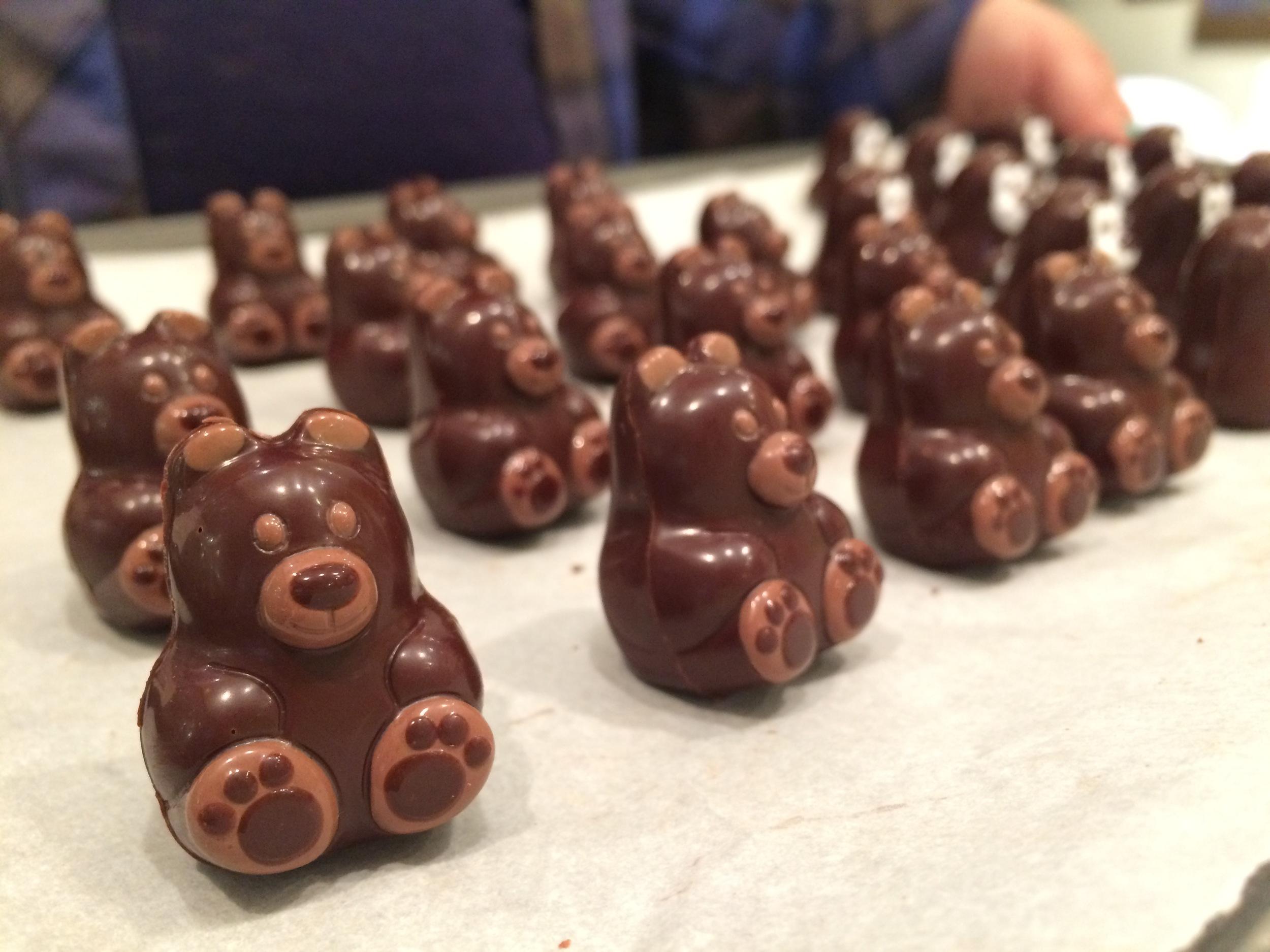 Pure Lovin' Chocolates // image by Chantal Ireland