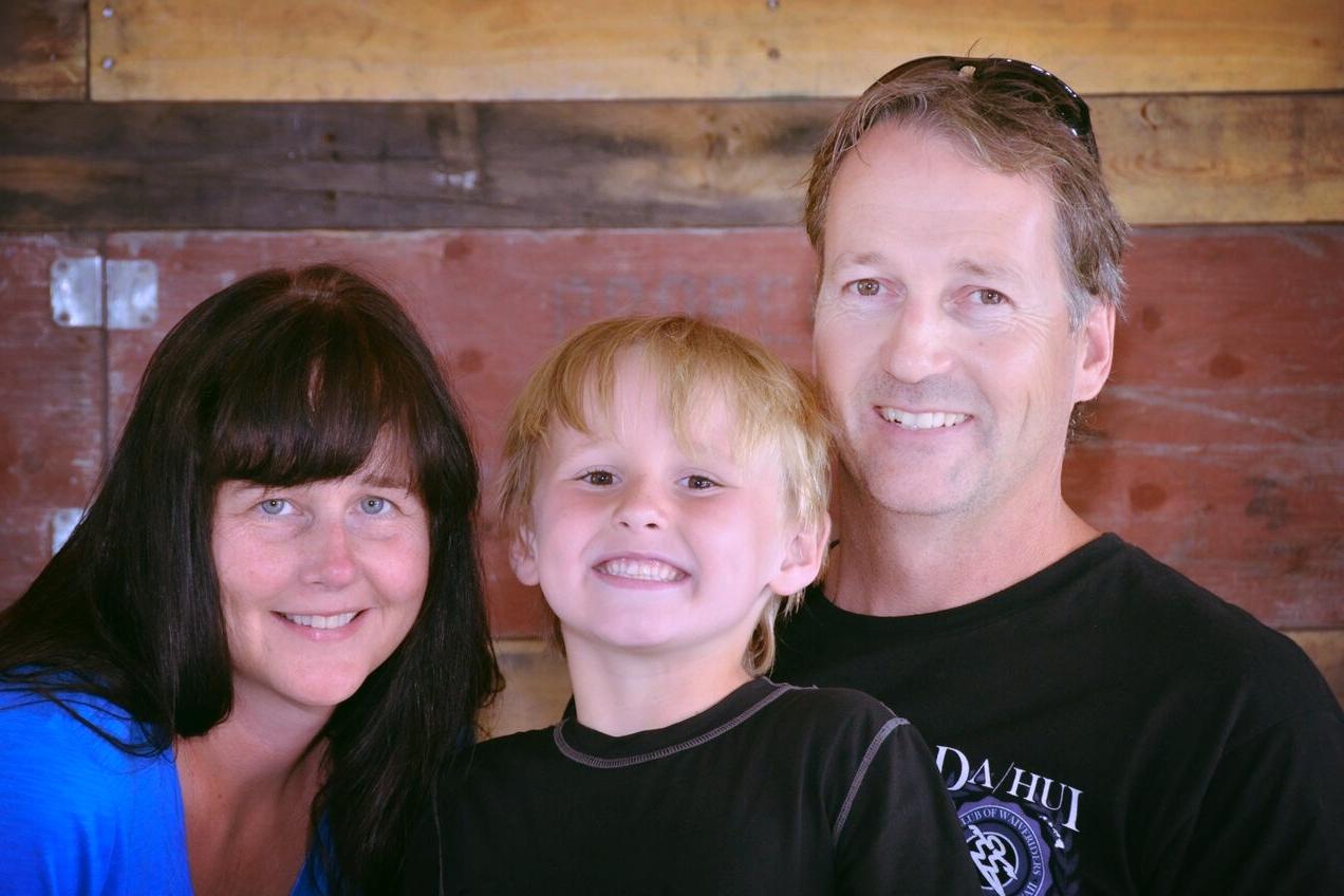 Dawn, Doug & Wyatt Lennie / Legend Distilling