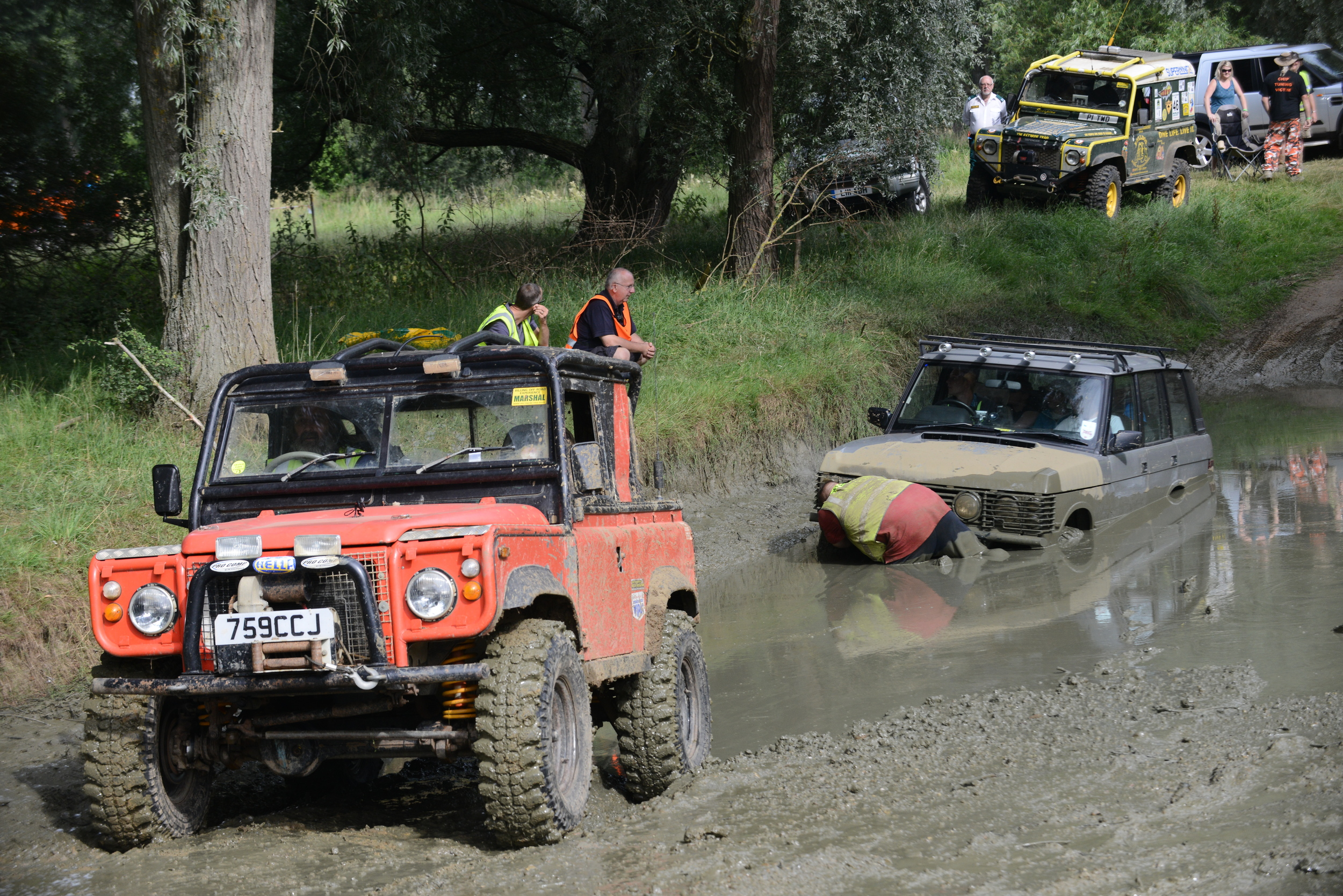Hire the Billing Off Road Course