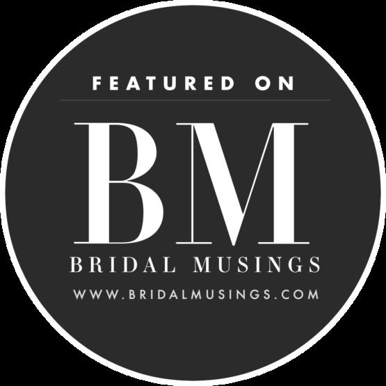 Bridal Musings Oak & Blossom