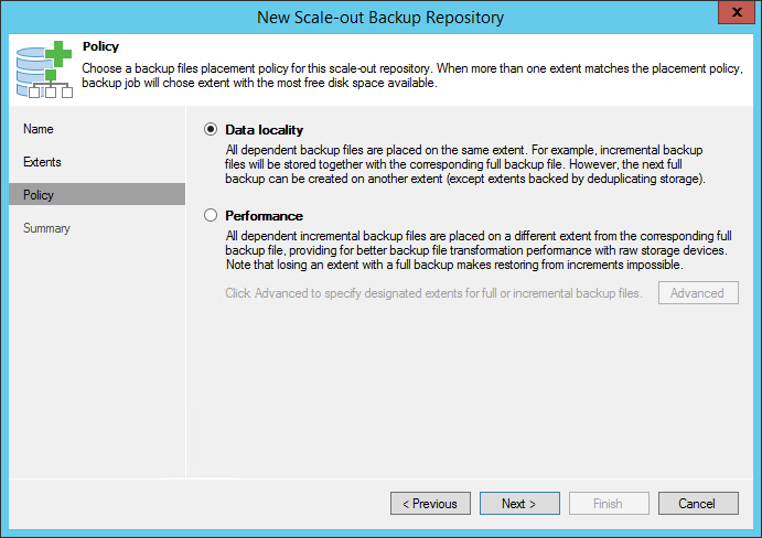 Top 5 features in Veeam Backup and Replication v9 — Define