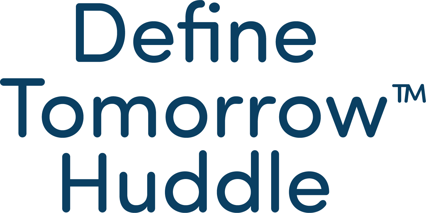 Define Tomorrow Huddle Text - CW Dark Blue.png