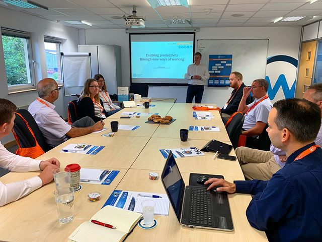 Today we have a round table event talking about how to enable your users to have better communication, better collaboration and therefore to be more productive. This is all through the adoption of Office 365 applications.