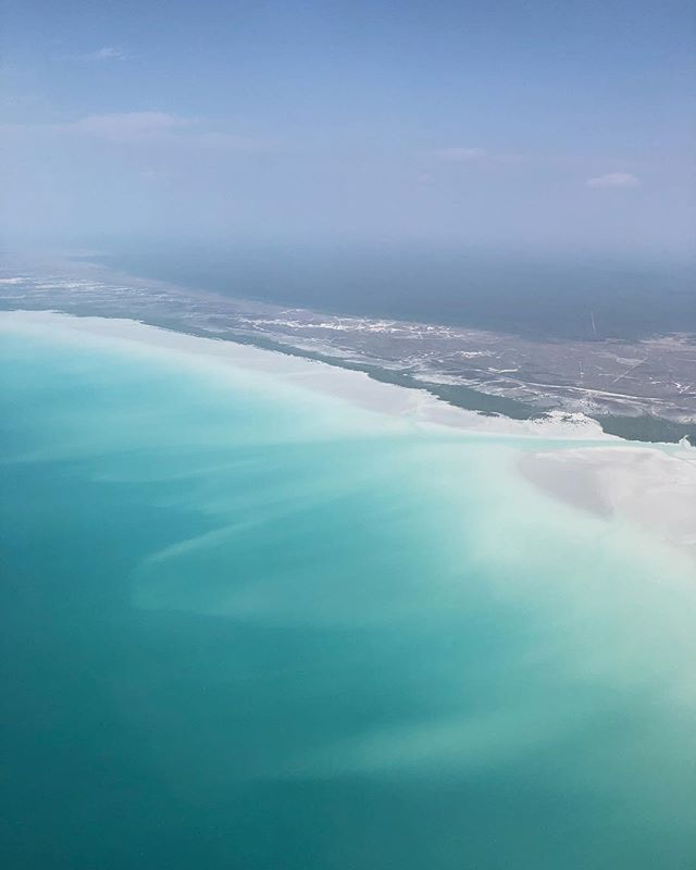 Flying in to Broome is pretty special. Glad I got a window seat!