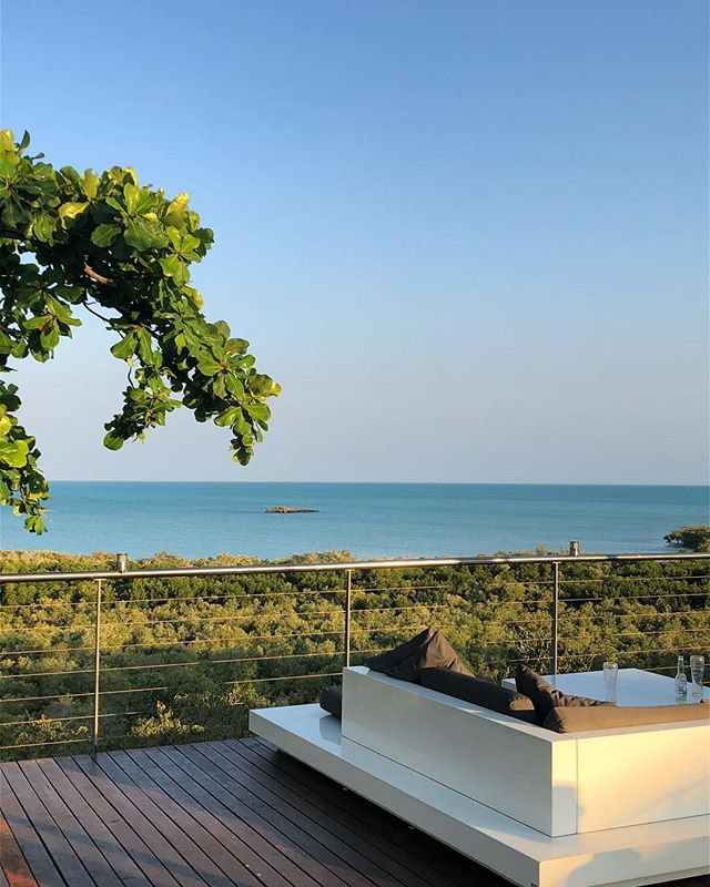 Always great views from the Mangrove Hotel Broome.