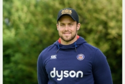 """MICHAEL VAN VUUREN    Professional rugby player at Bath Rugby       """"Smally's Biltong is a healthy, protein filled snack, perfect to eat anytime of the day. Being a South African, we are always searching for a little taste of home, and Smally's delivers..absolutely love it!"""""""