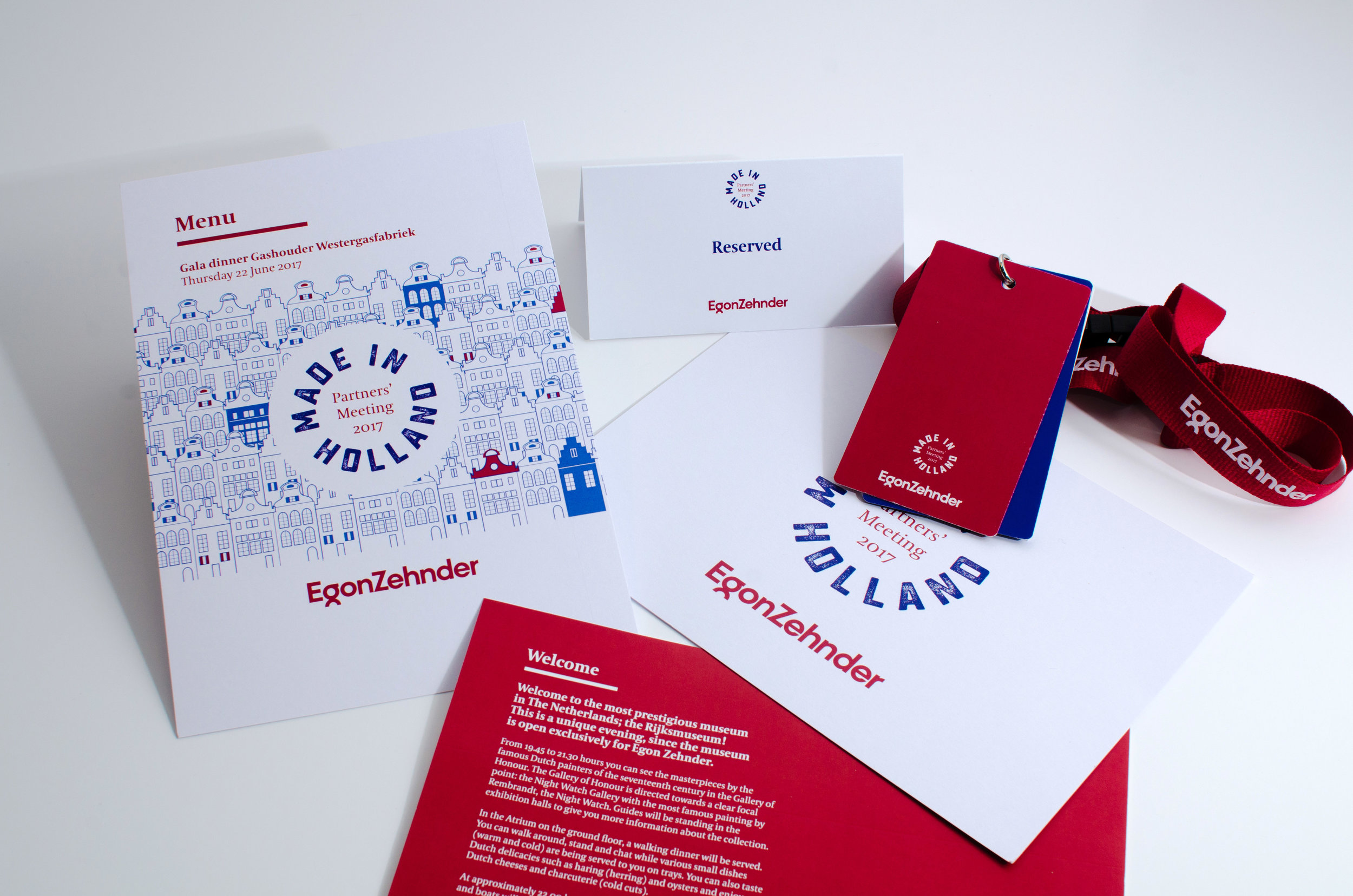 partners meetingegon zehnder - #eventdesign