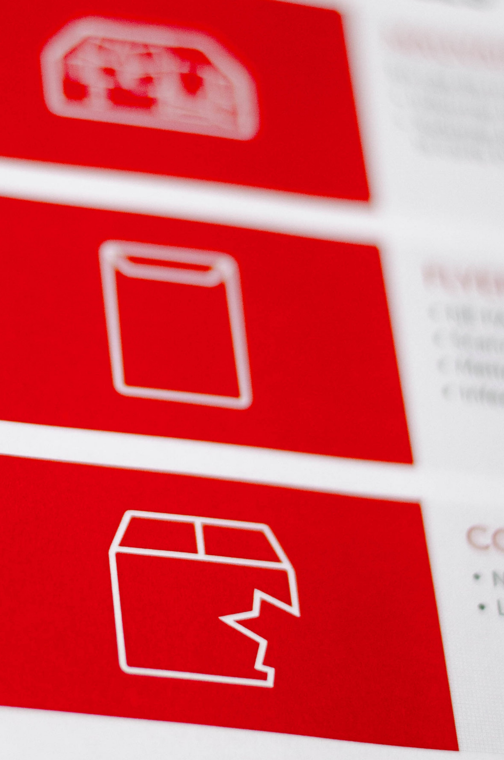 visual managementTNT - #icons