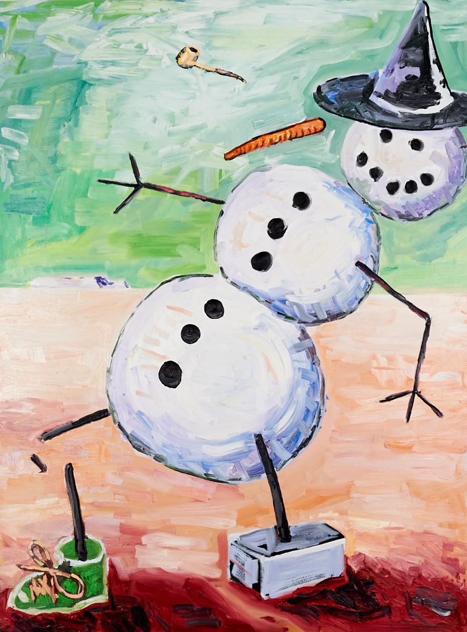 Untitled (Snowman)