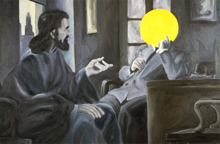 Jesus and FDR