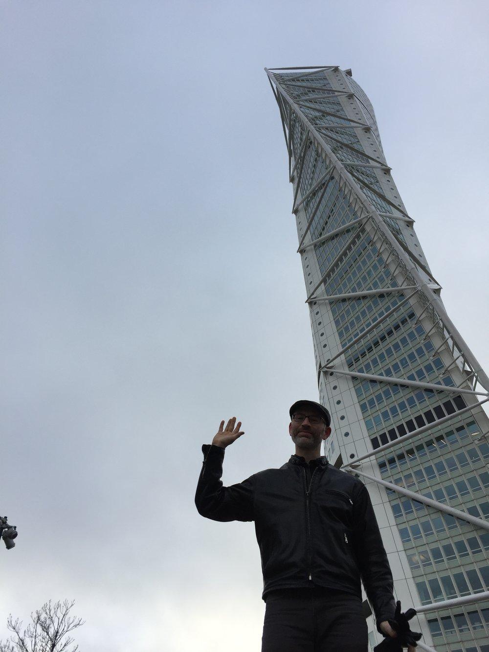Turning Tower