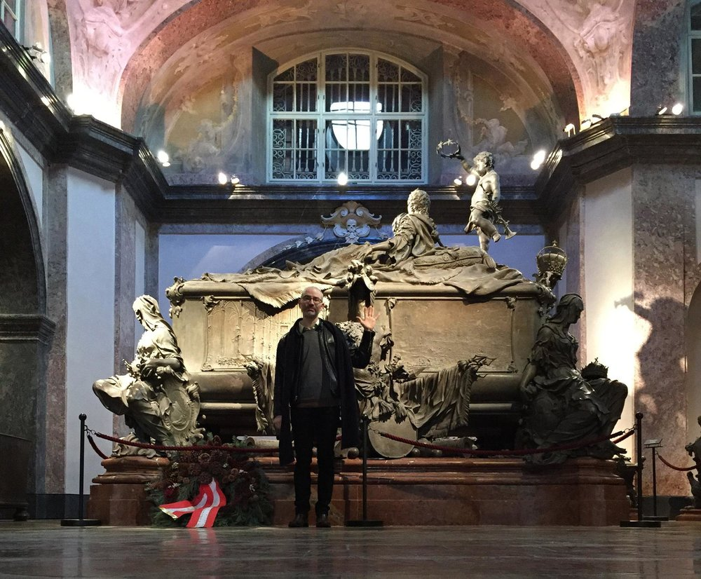 Maria Theresa's Tomb, Kaisergruft