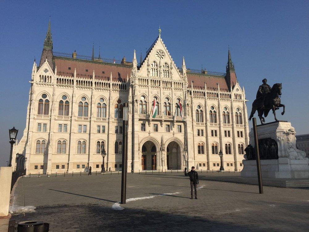 Hungarian National Parliament