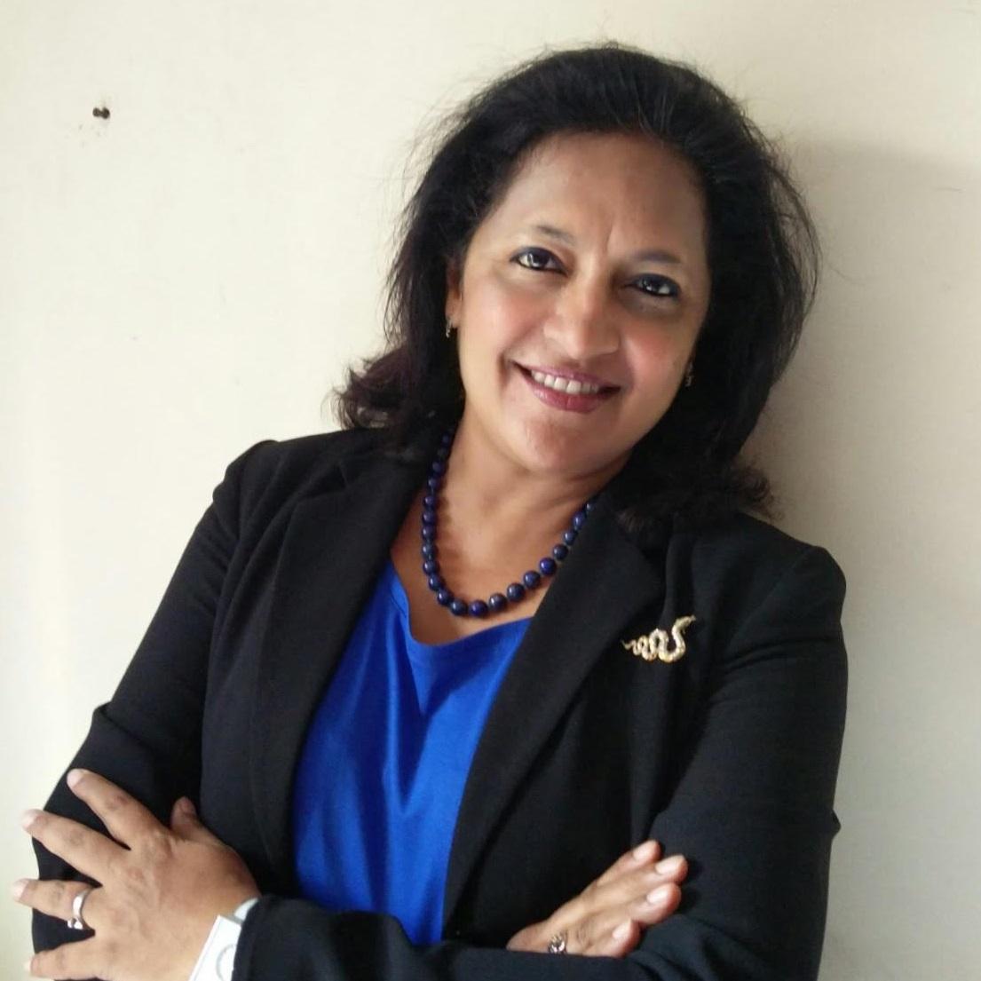 Priya Chetty-Rajagopal   CXO Search Consultant