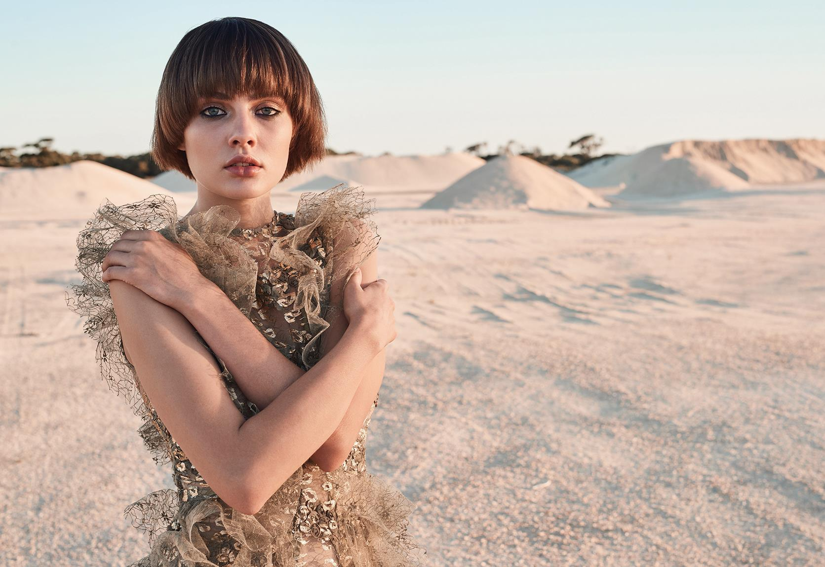 Image: Kevin Murphy . Fox Hair stock and use Kevin Murphy products.