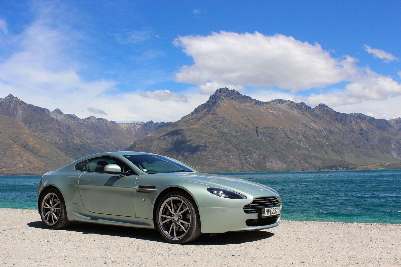 Dream Drive Aston Martin