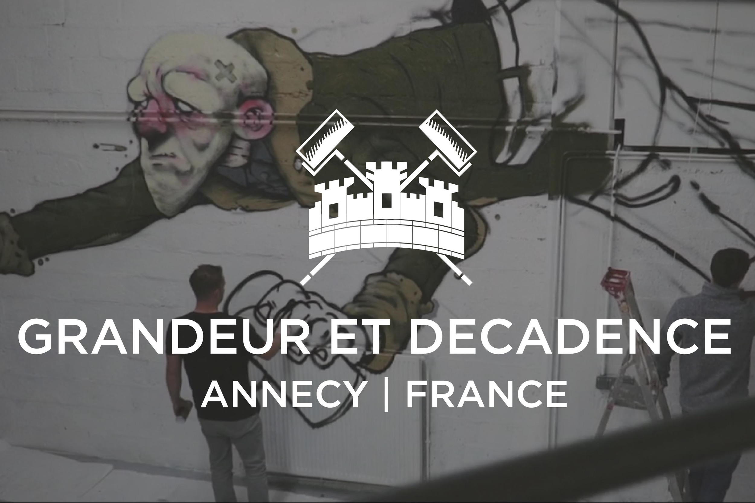 THE LONDON MURAL COMPANY X ANNECY