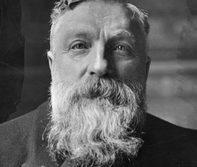 August Rodin x The London Mural Company