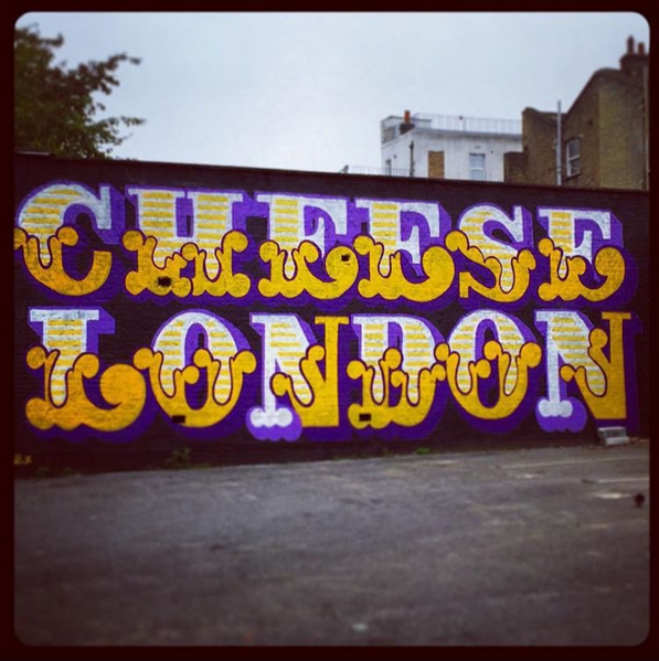 the london mural company x eine
