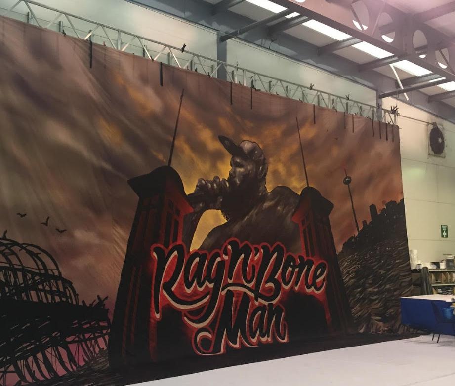 The London Mural Company x Rag n Bone Man 2