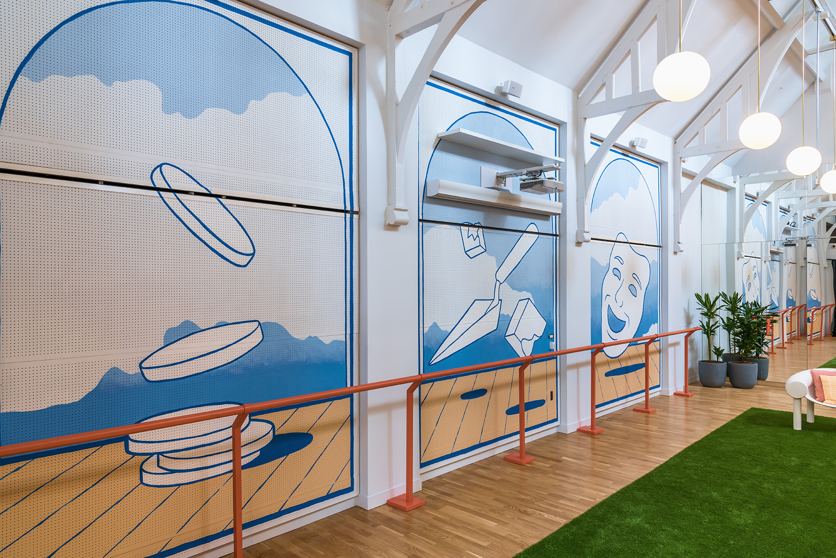 the london mural company x wework 3