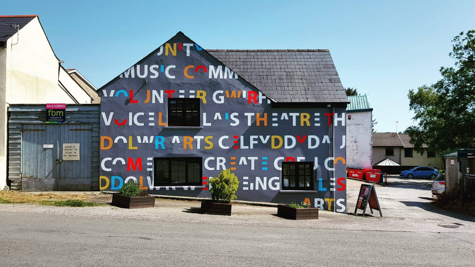The London mural Company x Narberth 3