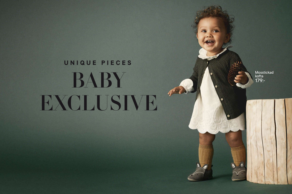 Baby exclusive august