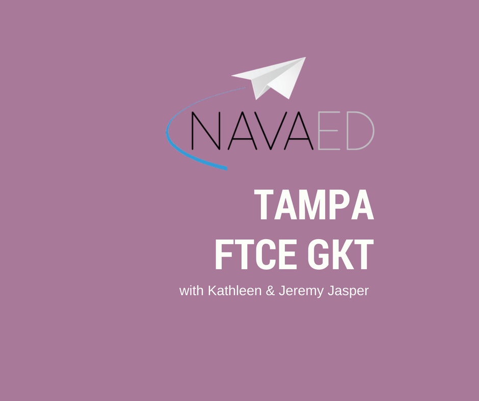 General Knowledge Test (GKT) - $100 8AM - 12PM  Location: Hilton Garden Inn Tampa East/Brandon 10309 Highland Manor Drive Tampa, Florida 33610   GKT Subtest Analysis. Students will learn the composition of each subject test: English, math, reading, and writing. Students will also gain understanding in the point breakdown of each subject test, helping them to be strategic in how they study and how they approach each individual subject test.  English. Students will learn quick strategies for the English subtest. Students learn pacing approaches to maximize their time on the English test. Students will also gain insight on grammar rules and concepts that show up regularly on the GKT.  Math. Students will learn to navigate the math section of the GKT with strategic precision. and learn how to use the multiple-choice options to their benefit when solving complex problems. Students will acquire math skills specifically tested on the GKT. Students will use point builders to maximize their score.  Reading. Students will learn approaches to pacing essential to mastering the reading subtest of the GKT. Students will gain insight and strategies in reading critically to maximize point acquisition. Students will understand the different types of questions: main idea, inference, writer's point of view, generalization, etc. Students will learn how to put it all together to employ a strategic approach to the reading comprehension on the GKT.  Writing. Students will learn to apply a specific writing formula to gain as many points as possible on the writing subtest. Students will organize their essays according to the formula and use complex sentences and transitions, essay graders are looking for.  Books are available for purchase for this course ($20).