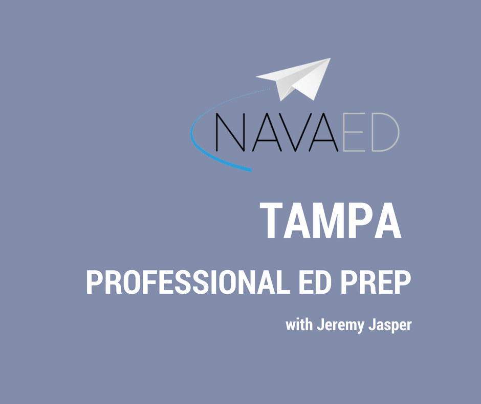 ProED PREP - $80  8-10AM   Location Hilton Garden Inn Tampa East/Brandon 10309 Highland Manor Drive Tampa, Florida 33610  Instructional Design and Planning. Students will examine appropriate methods, strategies, and evaluation instruments, such as formative assessment, summative assessment, for assessing and monitoring student performance levels, needs, and learning. Students will also evaluate the differences between criterion-referenced assessments and norm-referenced assessments. Instructional Delivery. Student will evaluate appropriate techniques for organizing, allocating, and managing the resources of time, space, and attention. Students will apply appropriate strategies and procedures to manage individual student behaviors and group dynamics. Students will understand the importance of appropriate ELL, LEP and ESE strategies and accommodations in the classroom.  Professional Improvement. Students will understand philosophies in Florida public schools regarding professional development and professional growth.  Code of Ethics and Principles of Professional Conduct. Students will review laws and codes governing their behavior in and out of the classroom. Literacy. Students will evaluate strategies used across content areas for literacy instruction.  ELLs. Students will learn important insights on ELL instruction: stages of language acquisition, Consent Decree, classroom scenarios.   Books are available for purchase for this course ($20).