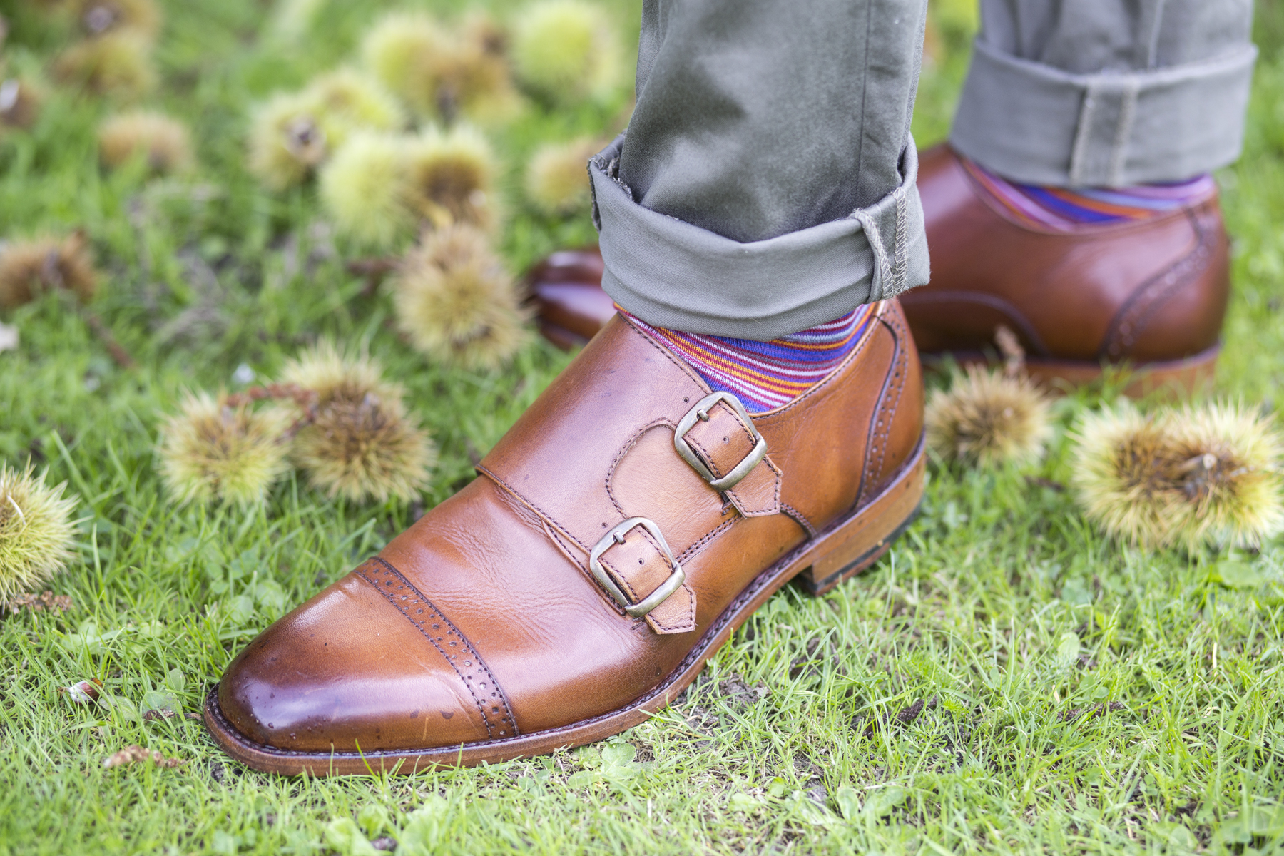 double monk strap