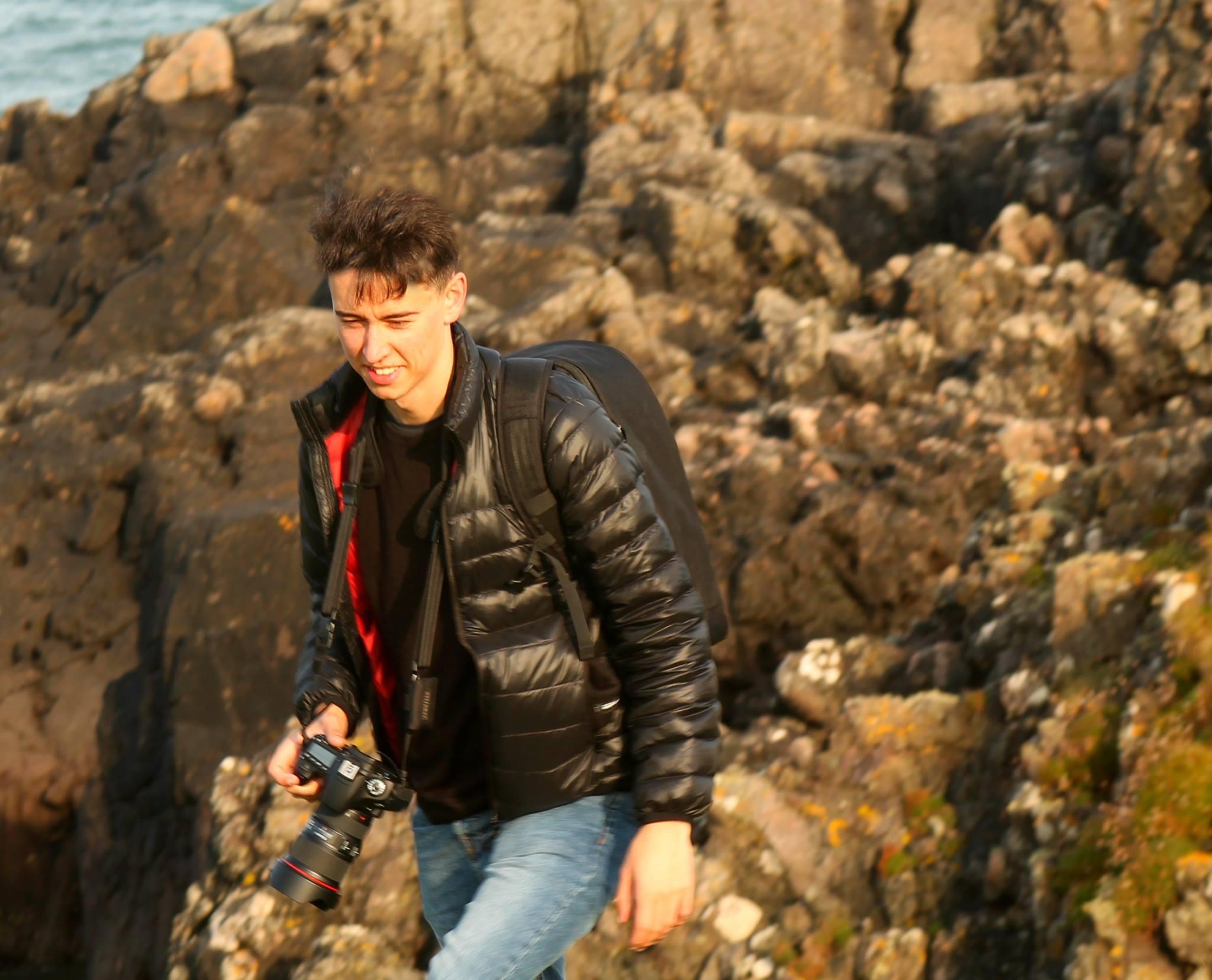 Ben Hurst of Adika Photography