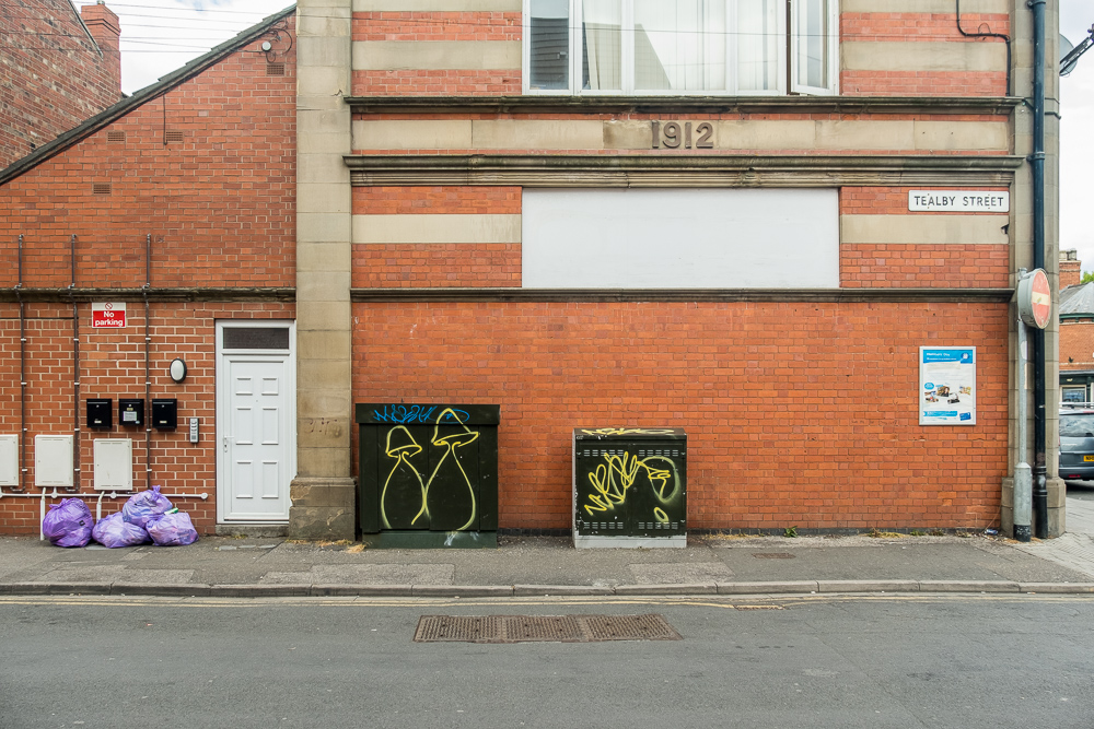 Tealby Street / B1262