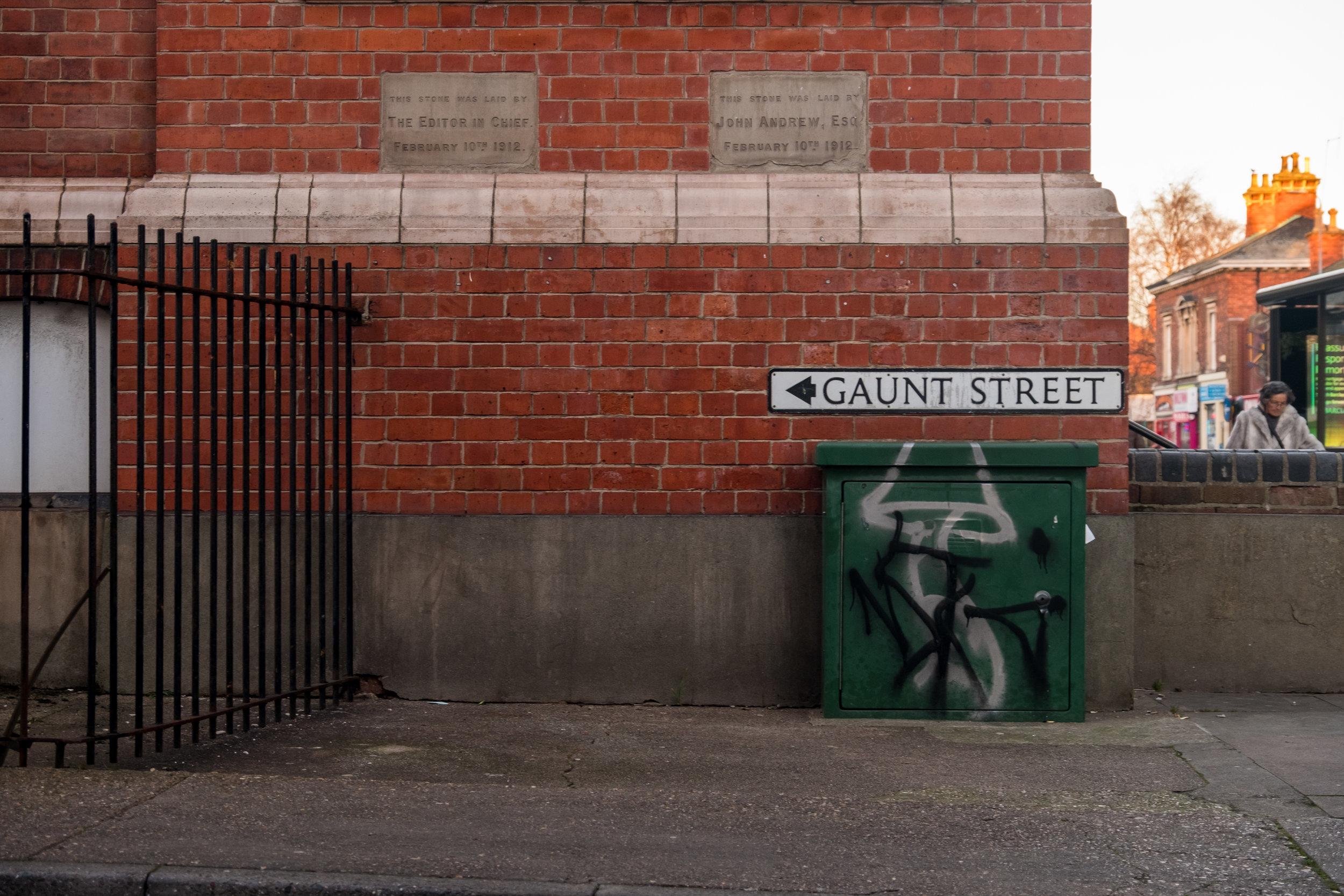 Gaunt Street / High Street