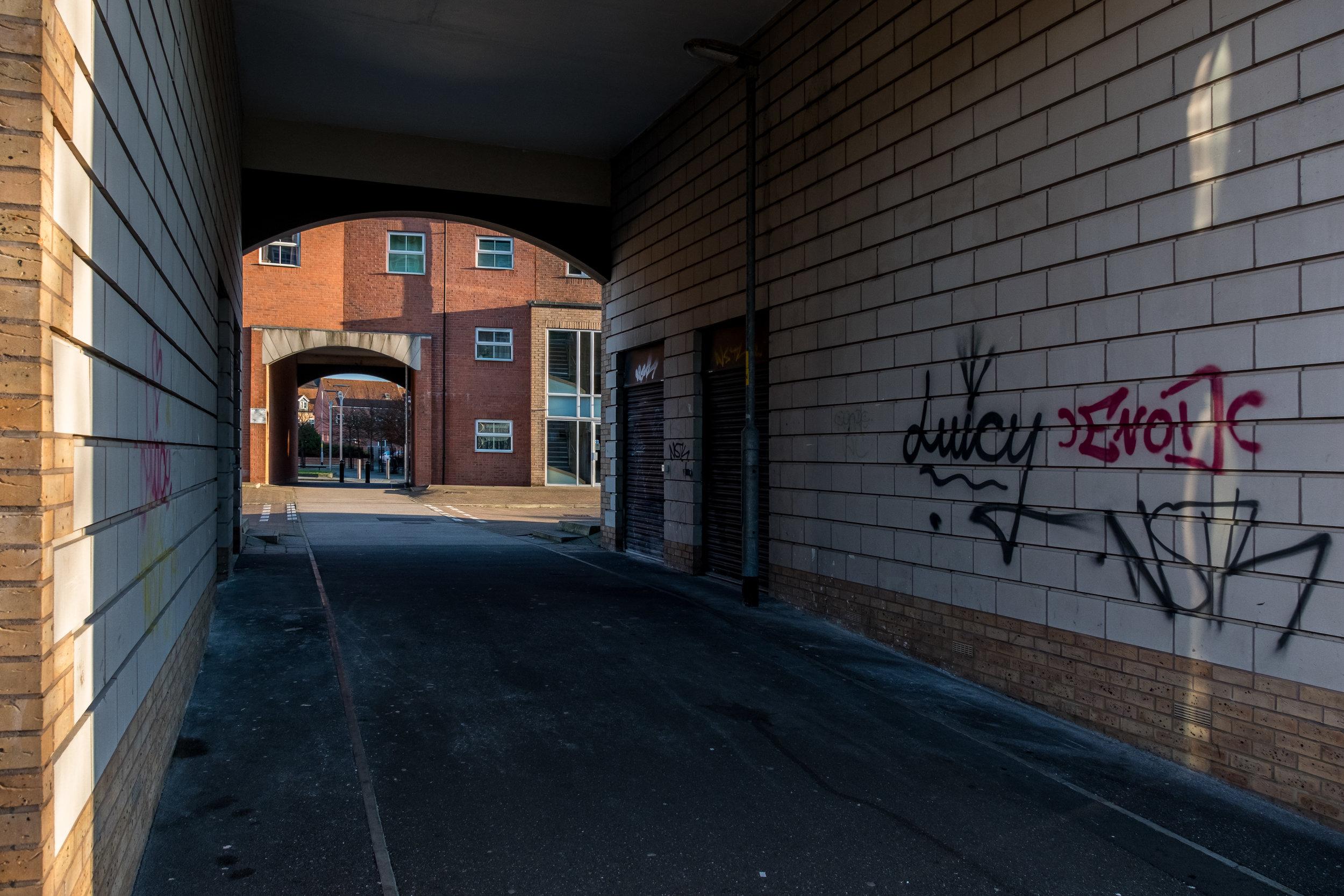 Unwelcome - Riverside Drive