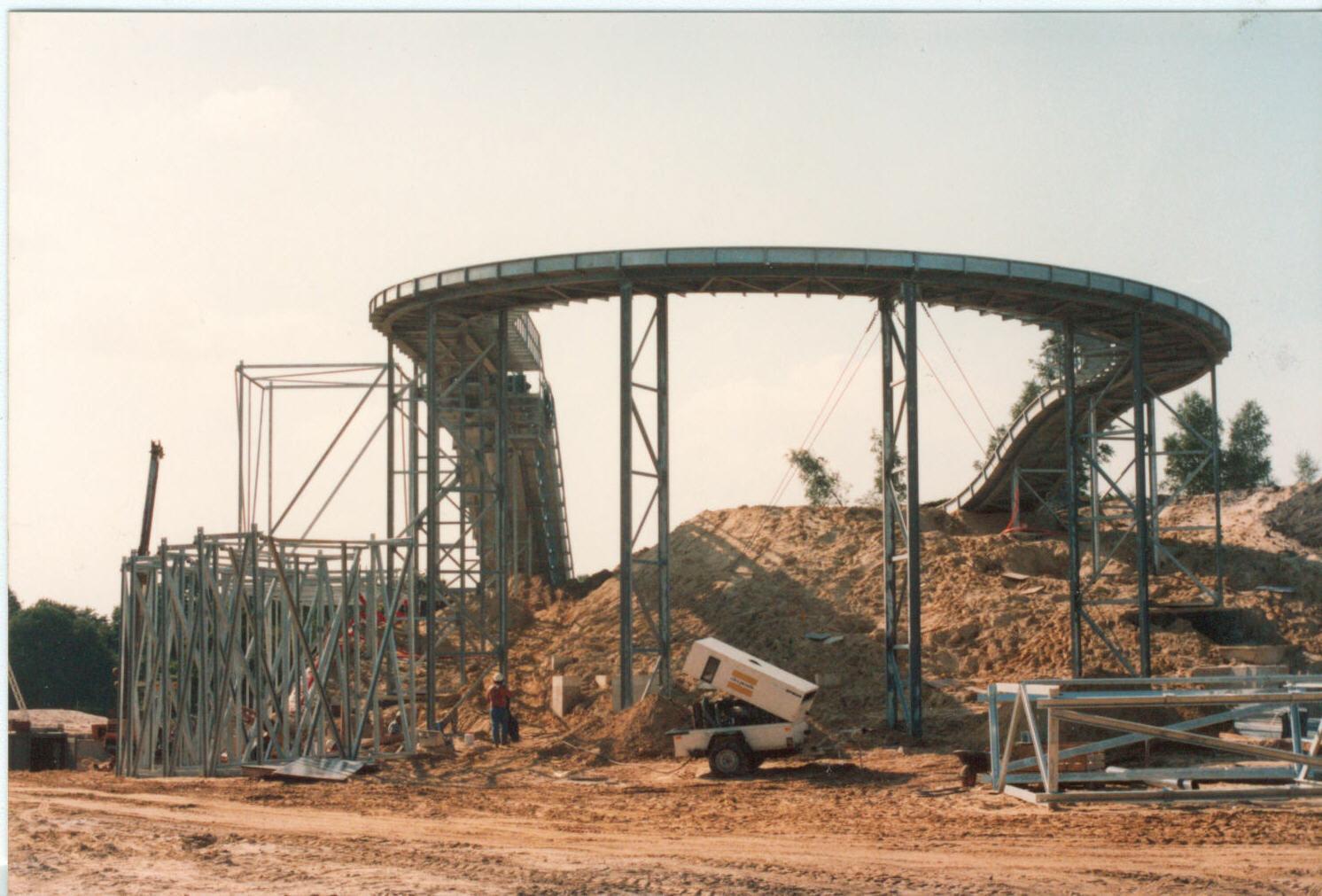 Structure parc Meli
