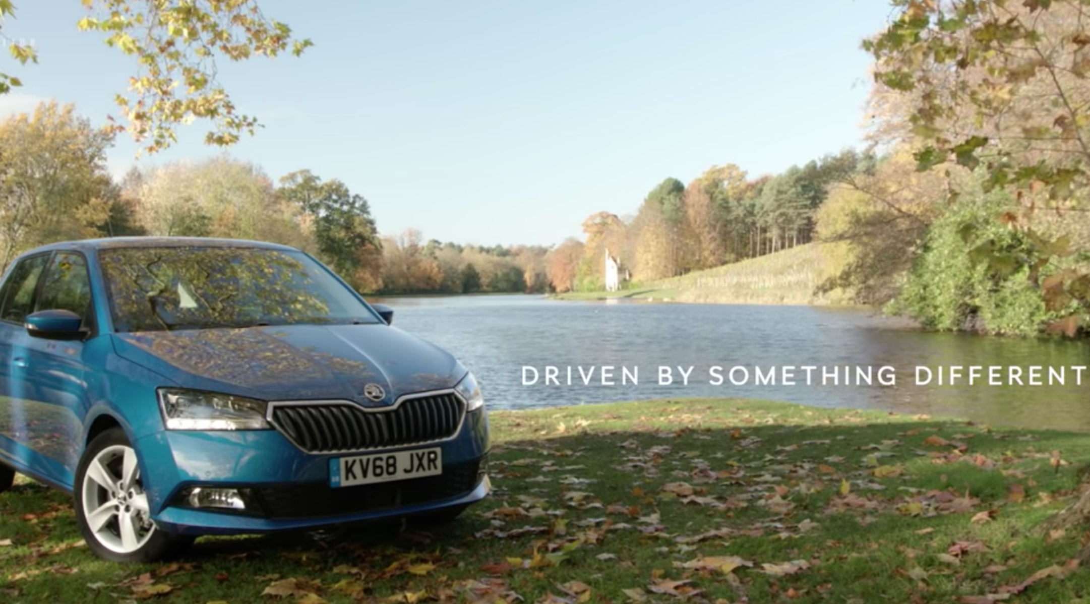 SKODA - WHAT DRIVES BETH