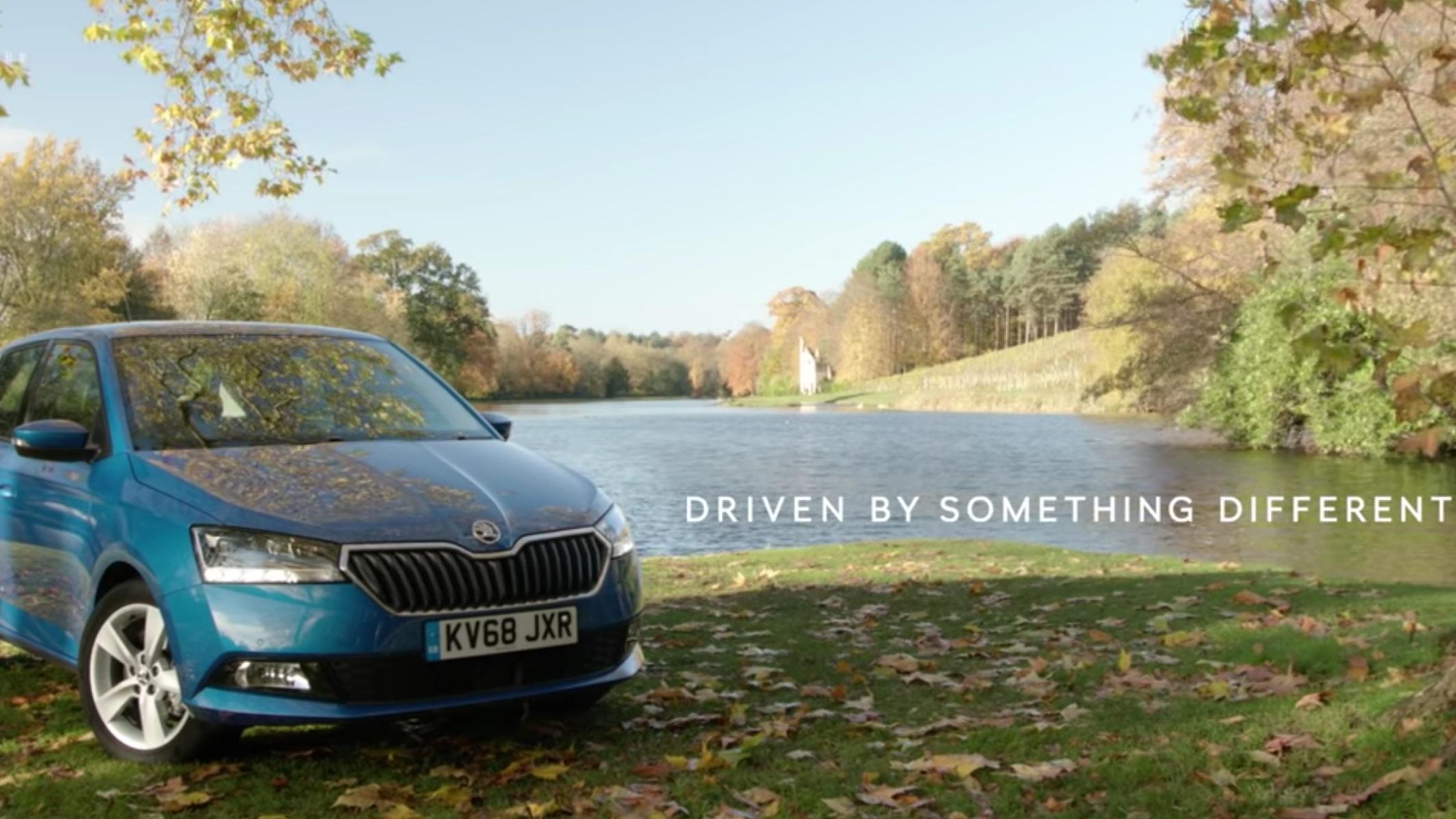 SKODA - WHAT DRIVES BETH