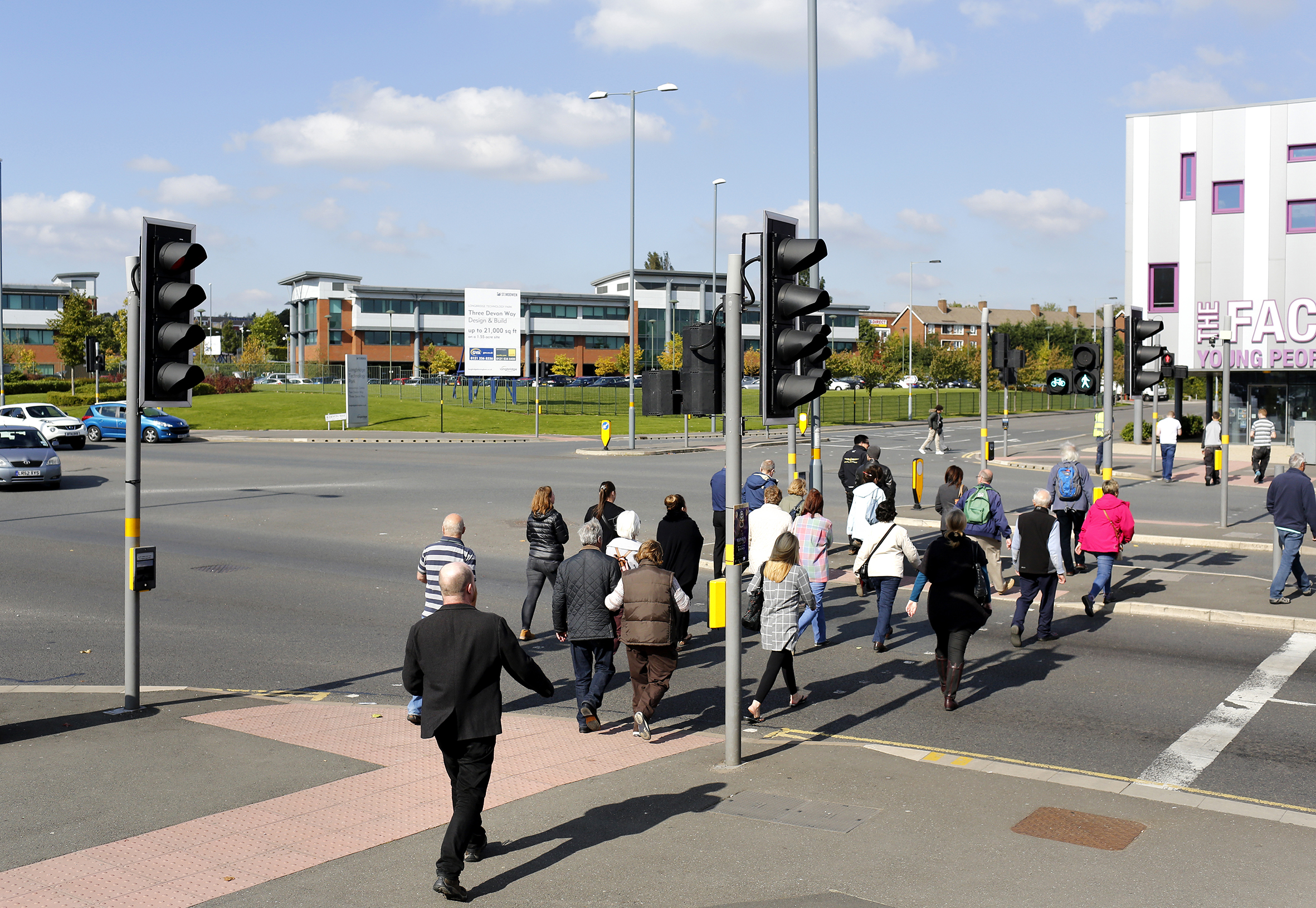Longbridge Alternative History Walk