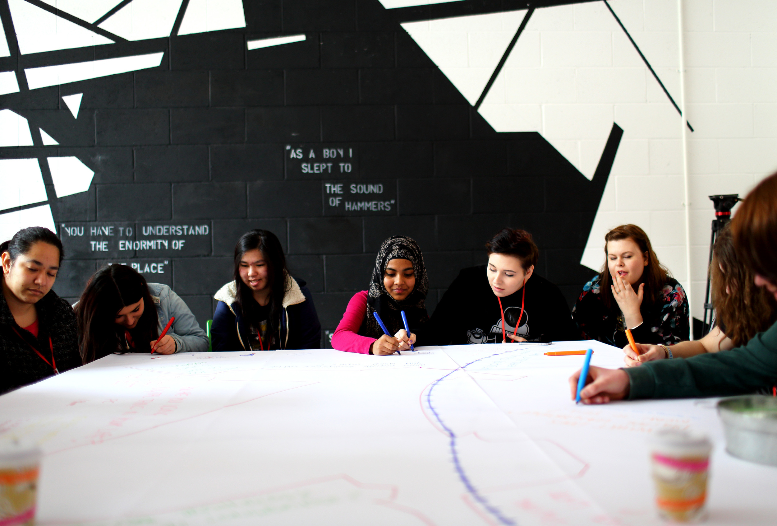 DIGITAL LONGBRIDGE Lunch Club And Workshop For Media Students - Jenny Peevers - 20th March - LPAP SPACE.jpg