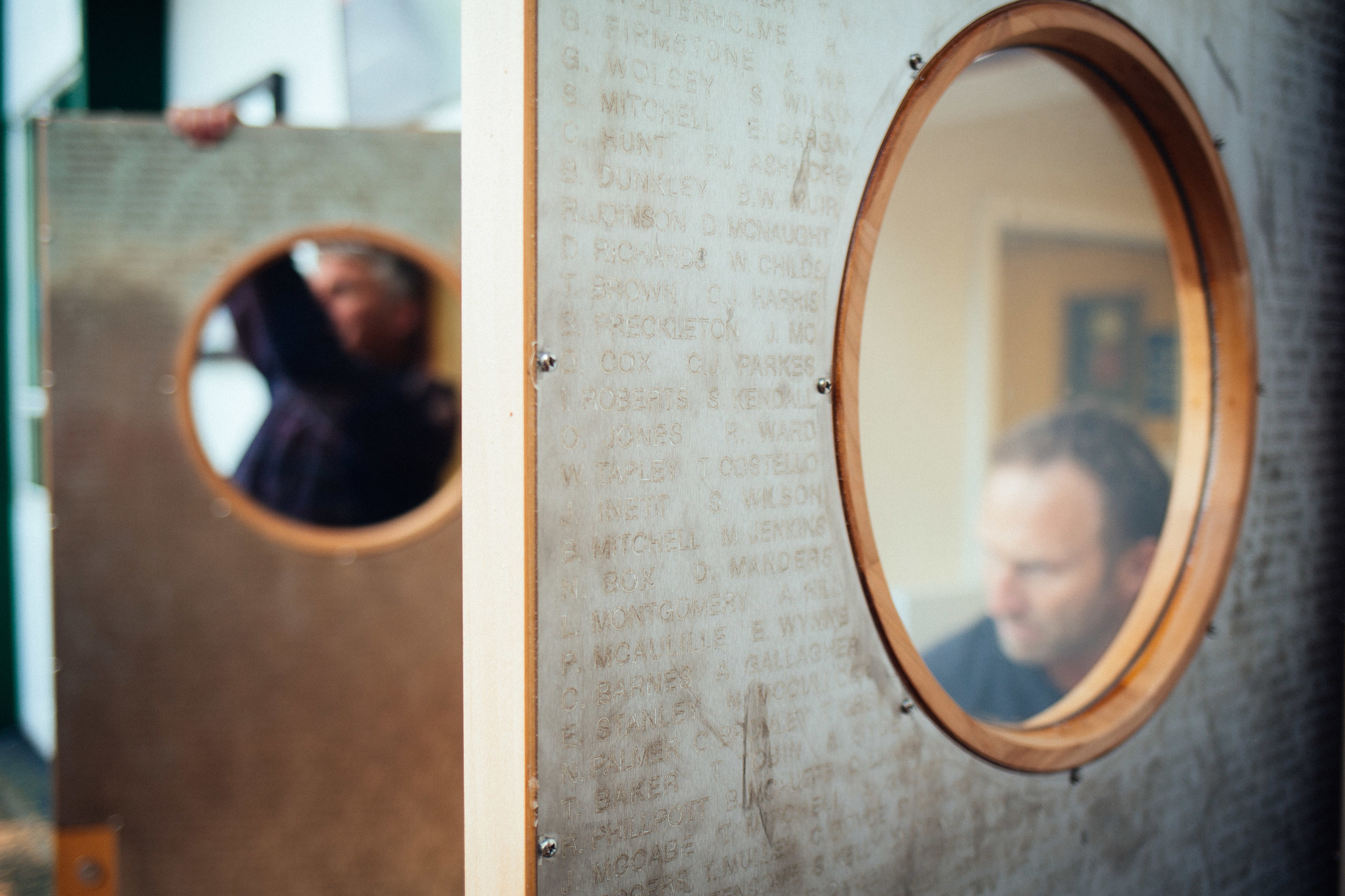 'A Thousand Trades' install photography by Craig Bush