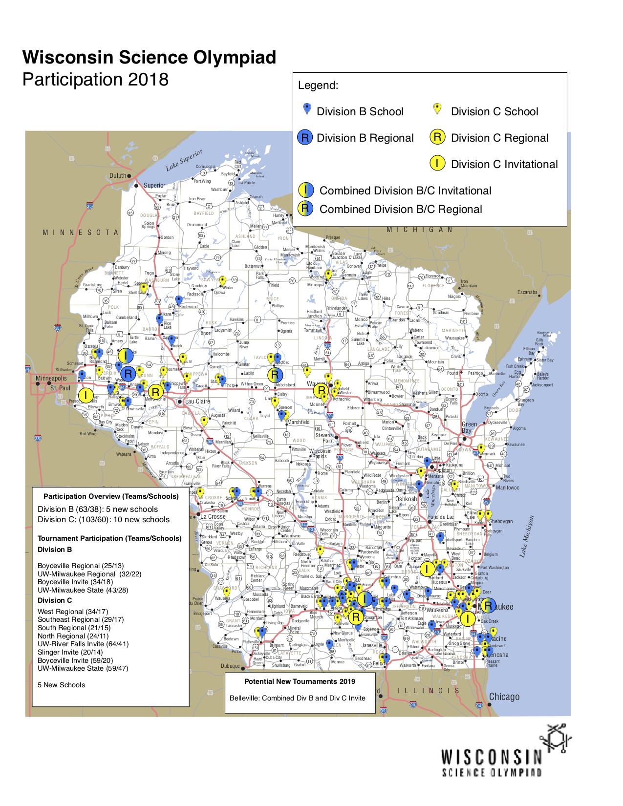 Download Participation Map
