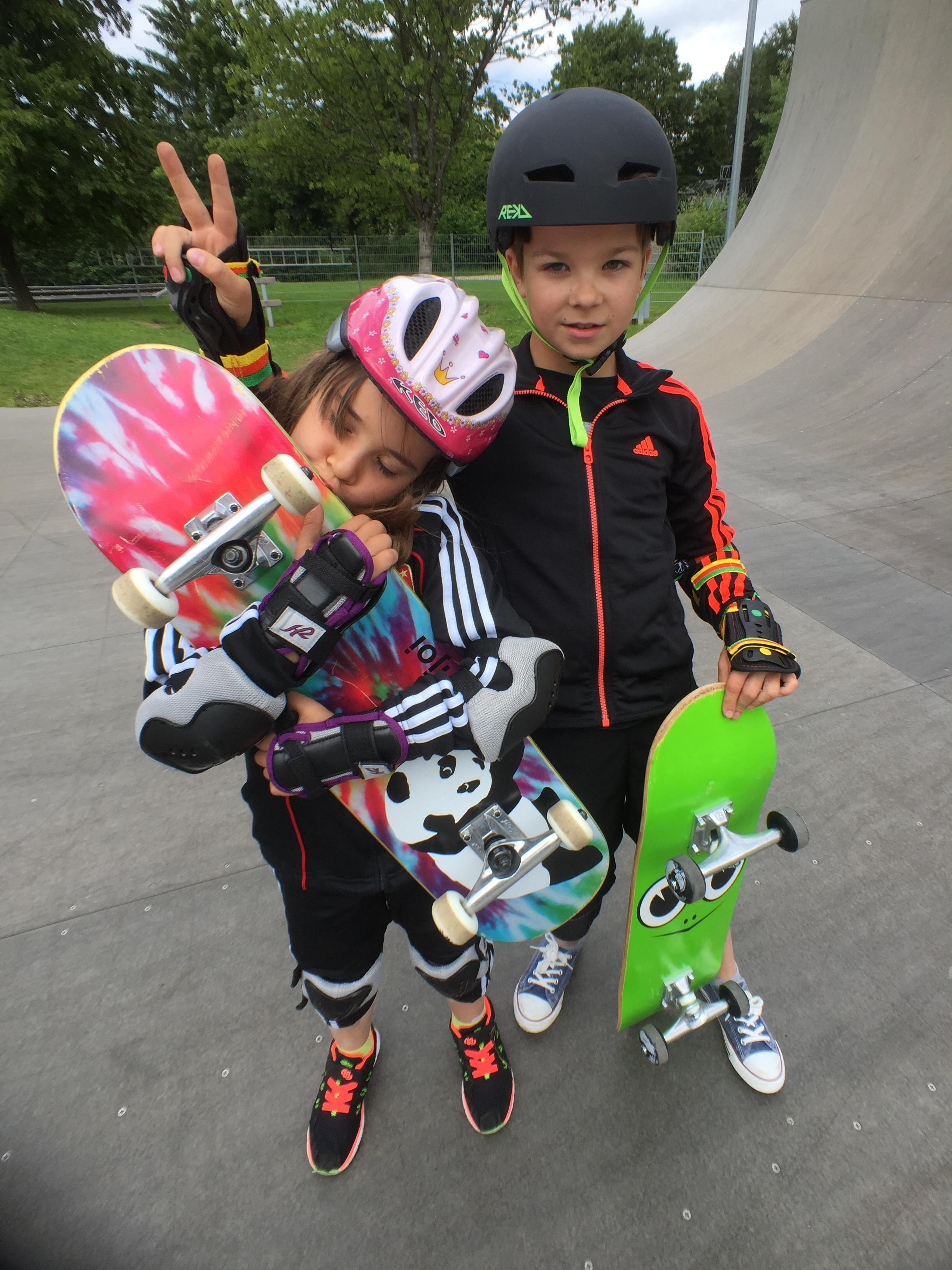 Skatekurs Pullach Skatepark München Skateworkshop TomCatSkate.com.JPG