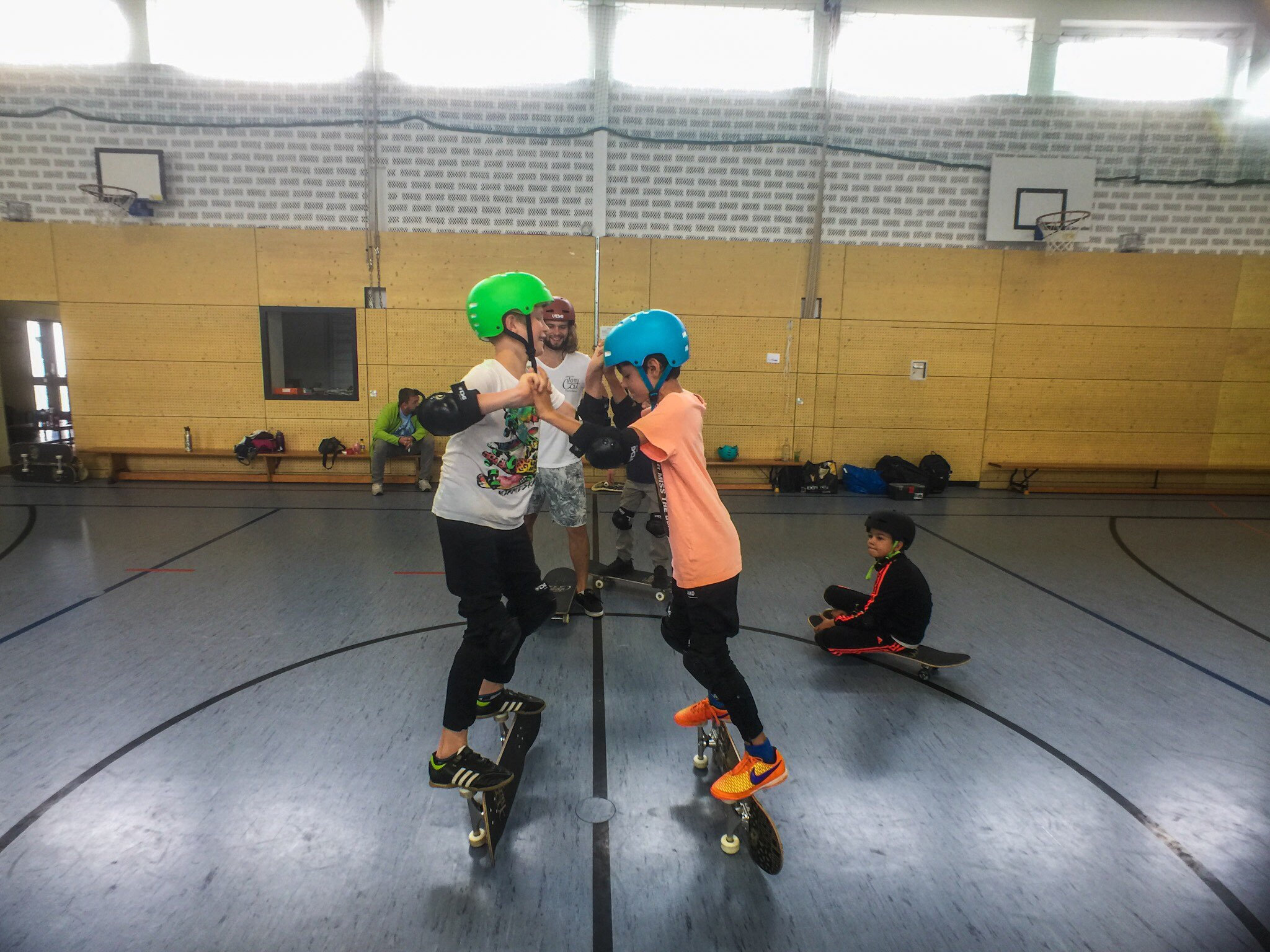Skatkurs Erpfting Landsberg am Lech Tom Cat Skate Kurse 3 .JPG