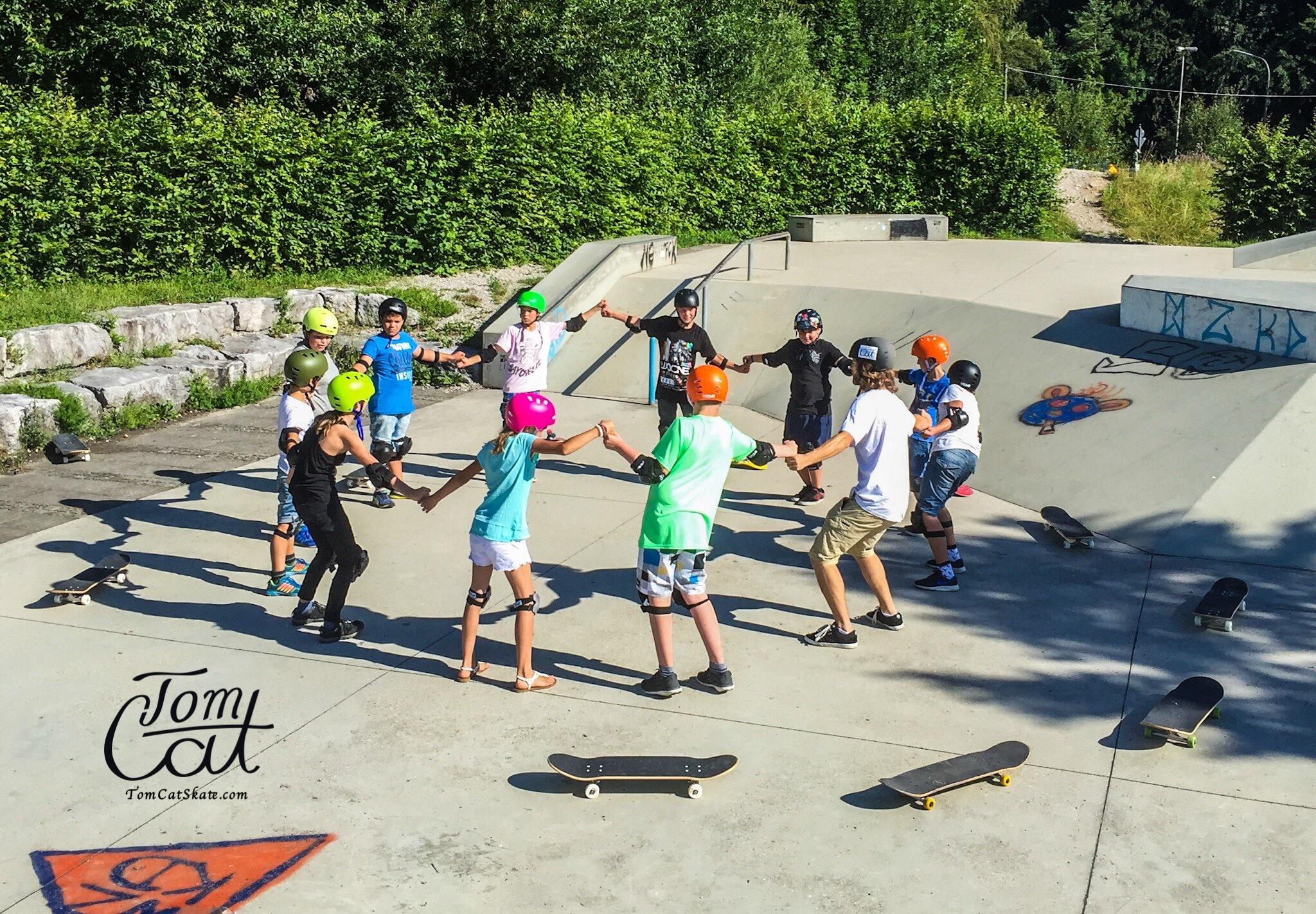 Skatekurs Bad Tölz Skaten Lernen mit Profi Tom Cat auch Longboardkurse im raum München, Bad Tölz, Lenggries  4.JPG