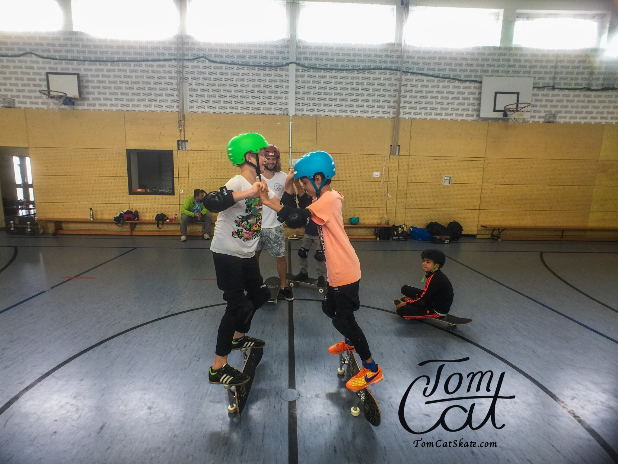 Skatkurs Erpfting Landsberg am Lech Tom Cat Skate Kurse 3 .JPG